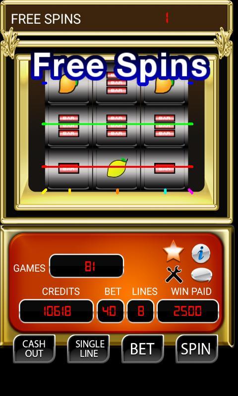9 WHEEL SLOT MACHINE 2.0.2 Screenshot 3