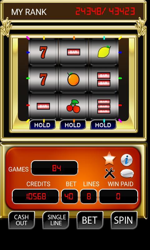 9 WHEEL SLOT MACHINE 2.0.2 Screenshot 4