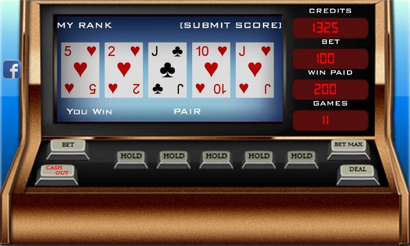 Video Poker 3.3.6 Screenshot 4