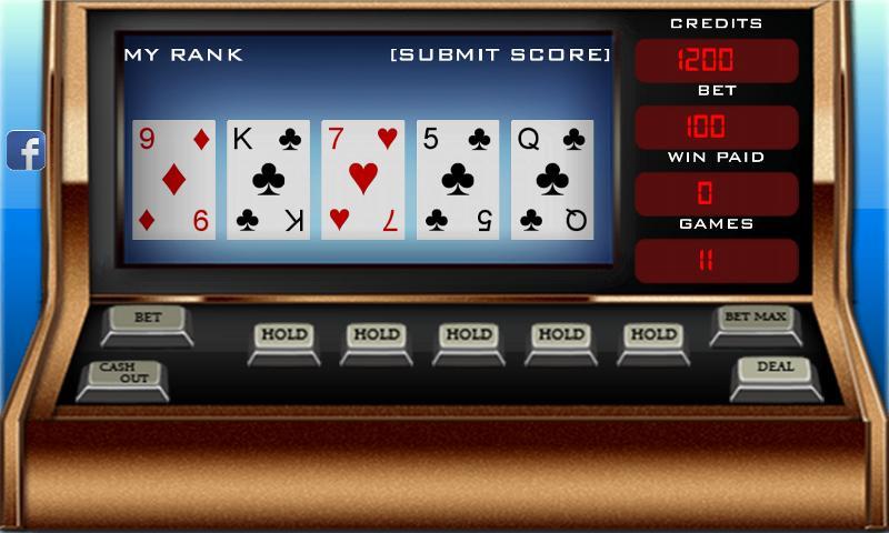 Video Poker 3.3.6 Screenshot 5