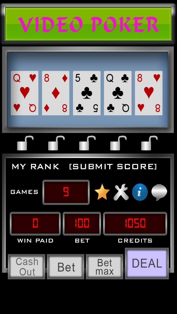 Video Poker 3.3.6 Screenshot 6