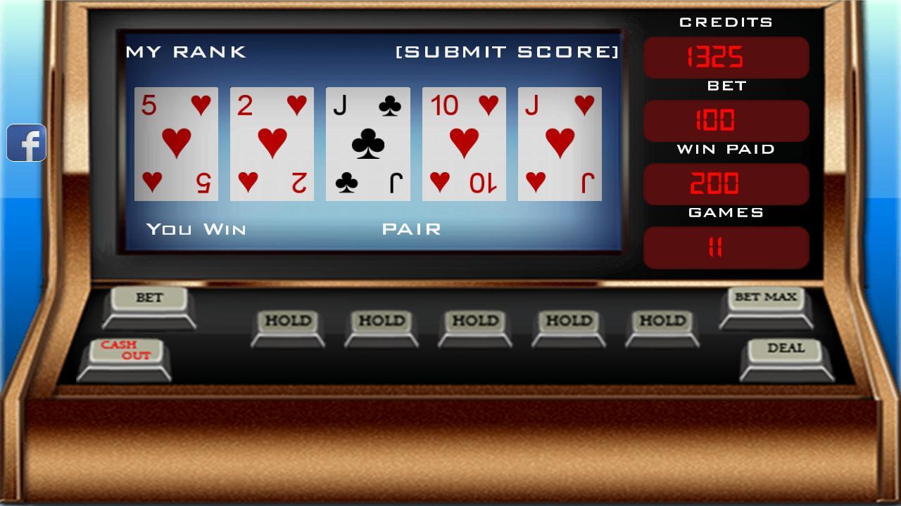 Video Poker 3.3.6 Screenshot 9