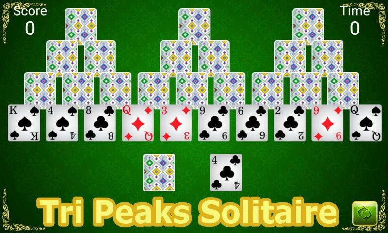 Solitaire 6 in 1 1.9.5 Screenshot 1