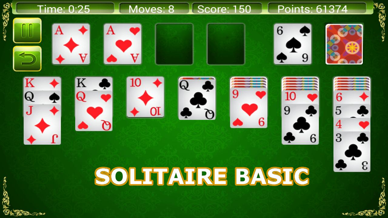 Solitaire 6 in 1 1.9.5 Screenshot 10