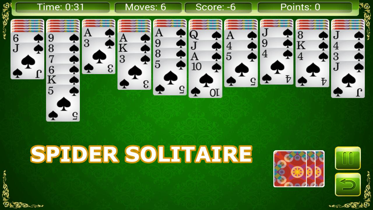 Solitaire 6 in 1 1.9.5 Screenshot 11