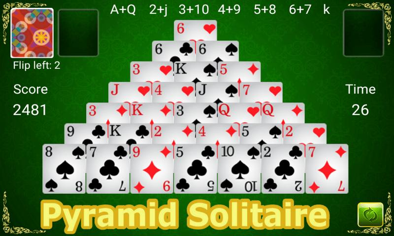 Solitaire 6 in 1 1.9.5 Screenshot 2