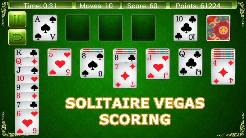 Solitaire 6 in 1 1.9.5 Screenshot 4