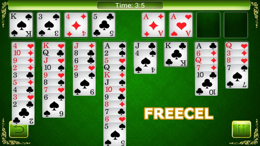 Solitaire 6 in 1 1.9.5 Screenshot 6