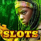 The Walking Dead: Free Casino Slots app icon
