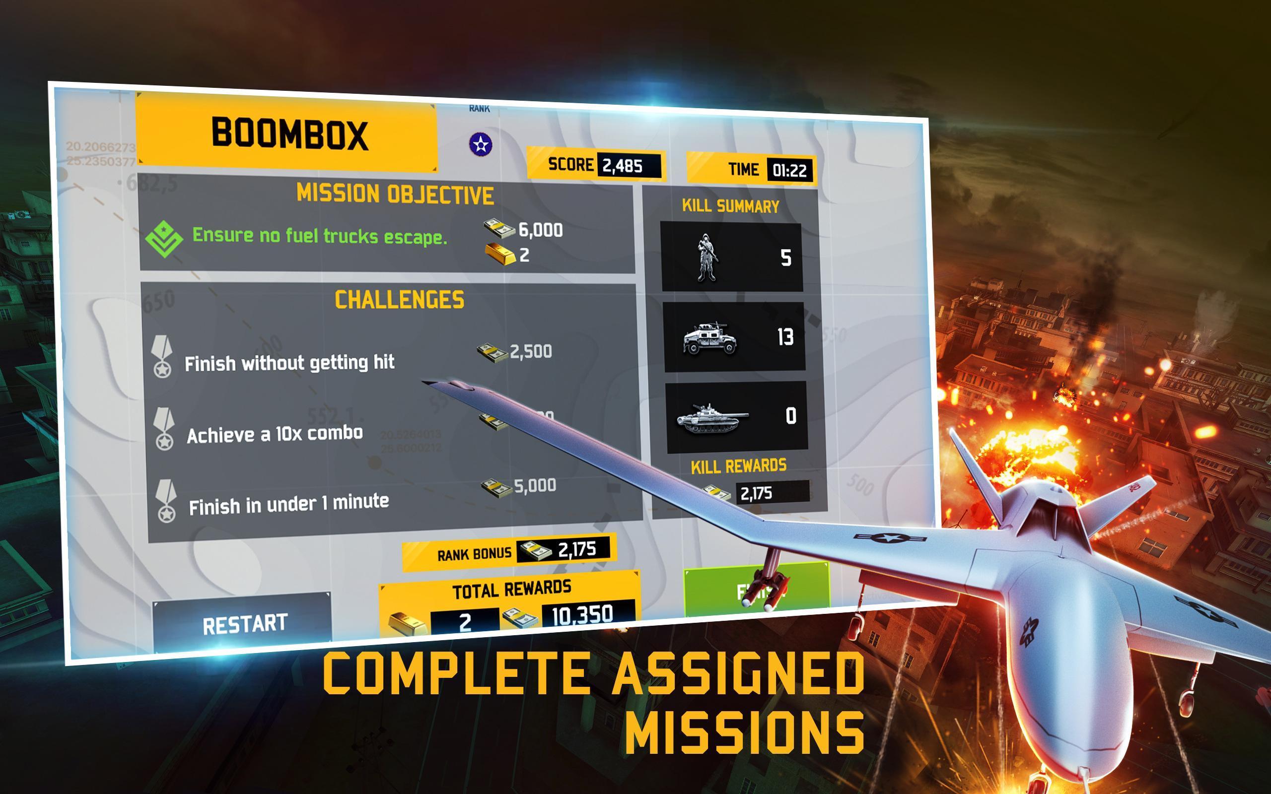 Drone : Shadow Strike 3 1.16.135 Screenshot 15