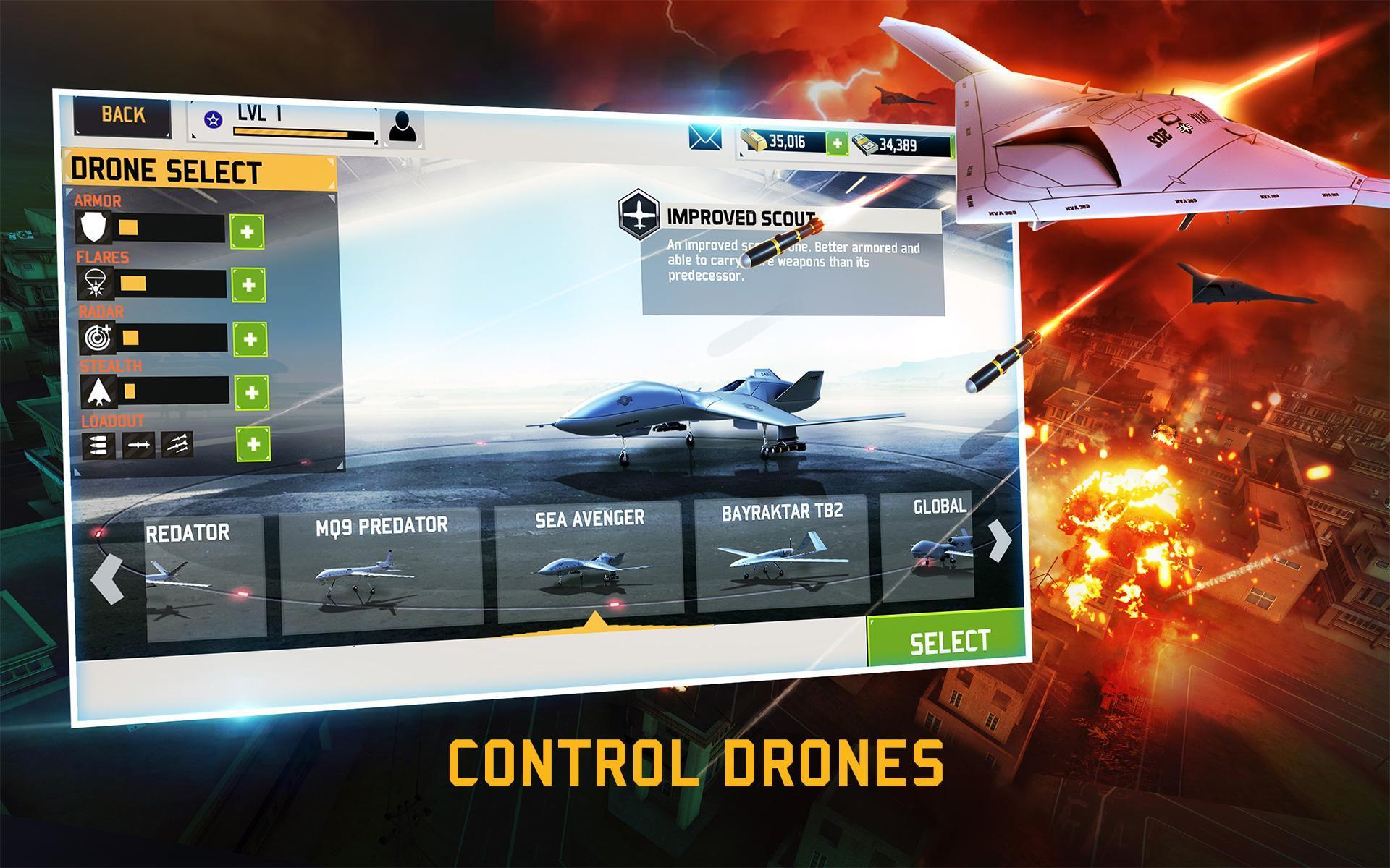 Drone : Shadow Strike 3 1.16.135 Screenshot 19