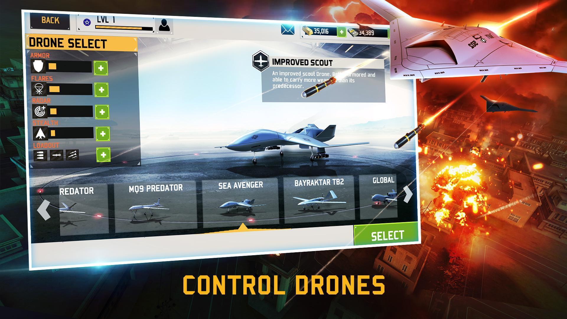 Drone : Shadow Strike 3 1.16.135 Screenshot 3