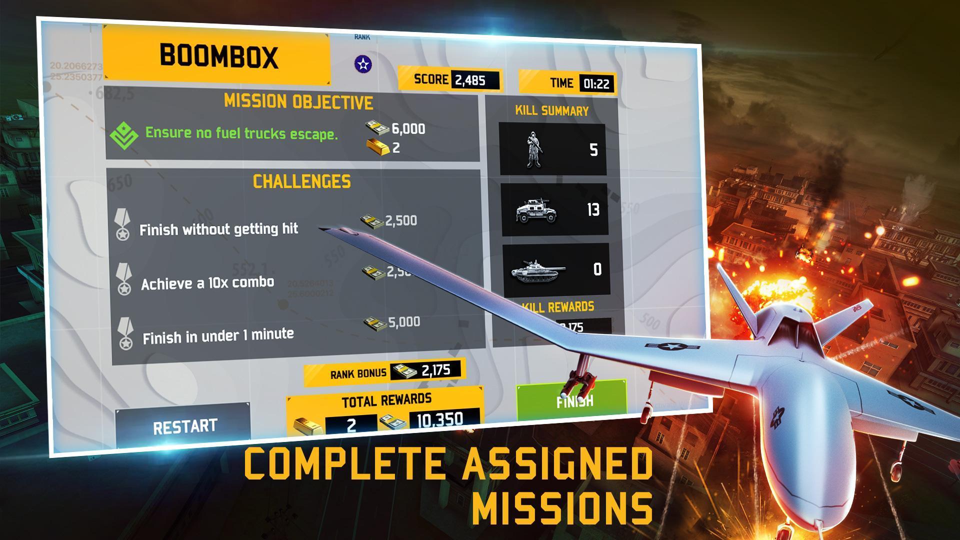 Drone : Shadow Strike 3 1.16.135 Screenshot 7