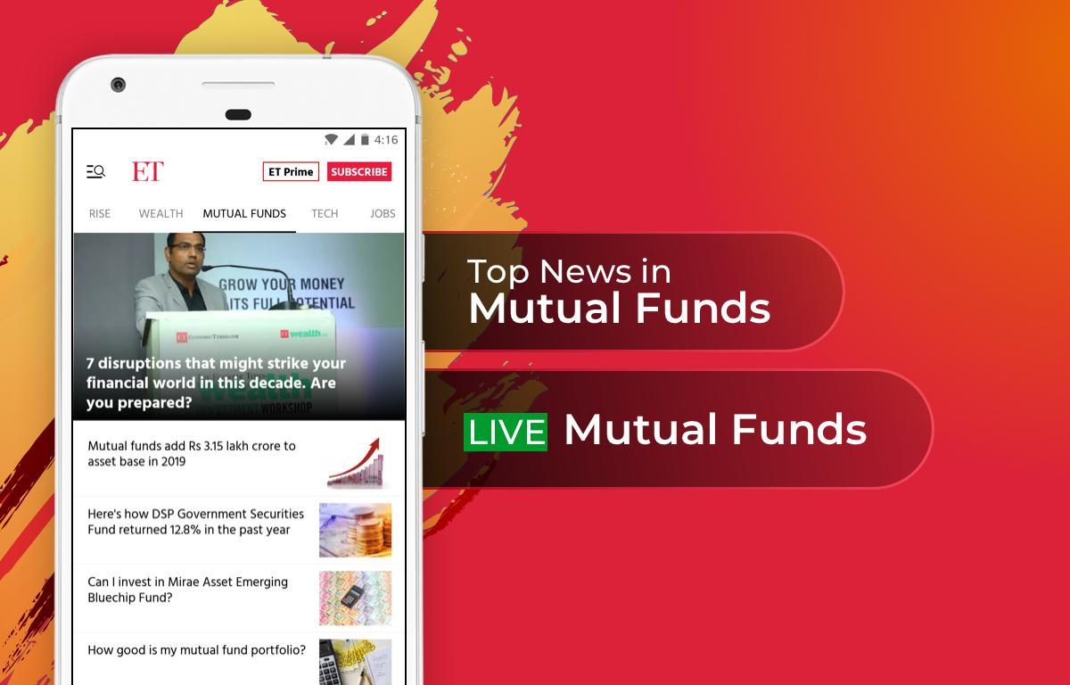 The Economic Times: Sensex, Market & Business News 3.8.3 Screenshot 2