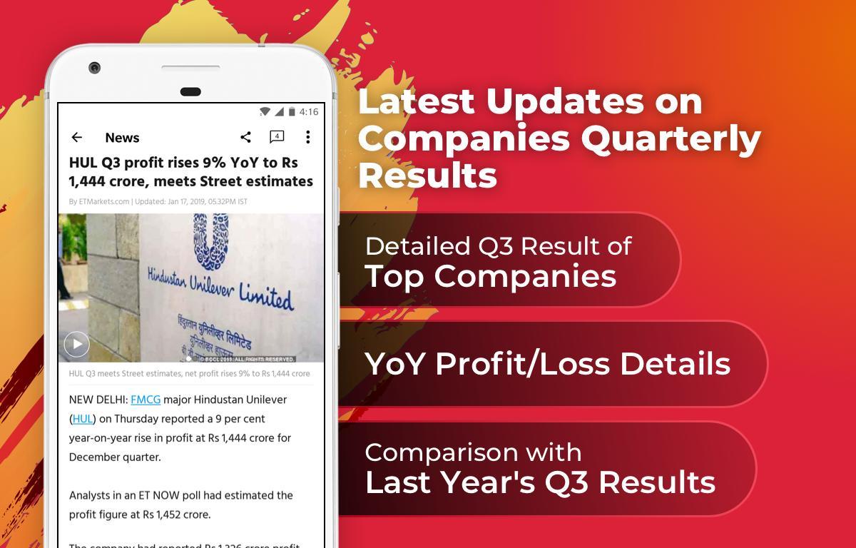 The Economic Times: Sensex, Market & Business News 3.8.3 Screenshot 6