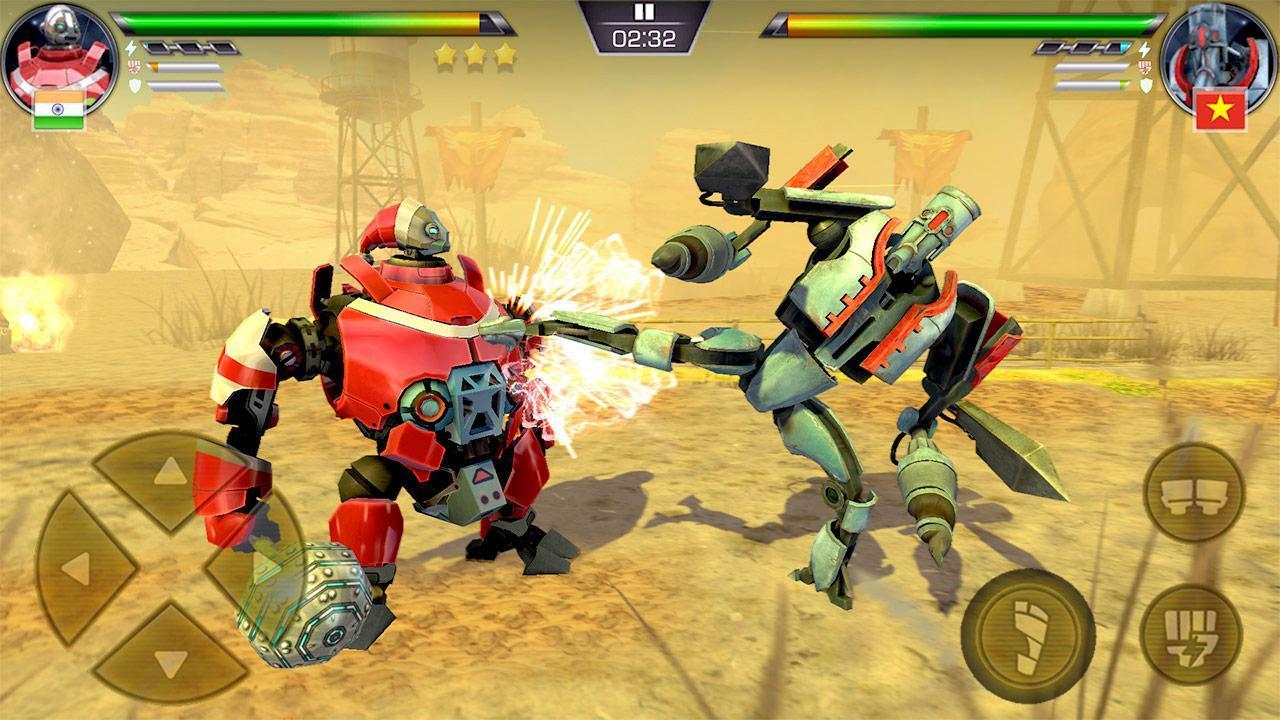 Clash Of Robots 3.7 Screenshot 1