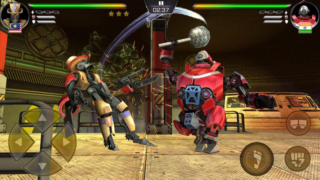 Clash Of Robots 3.7 Screenshot 10