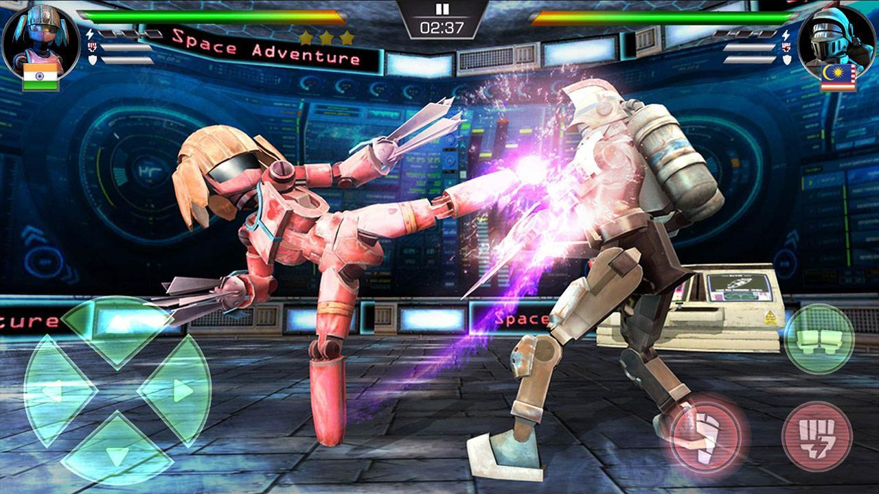 Clash Of Robots 3.7 Screenshot 14