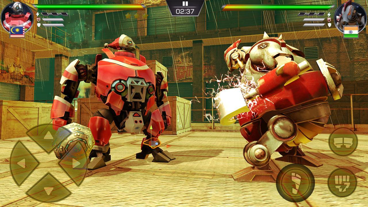Clash Of Robots 3.7 Screenshot 8