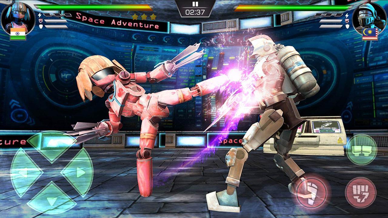 Clash Of Robots 3.7 Screenshot 9
