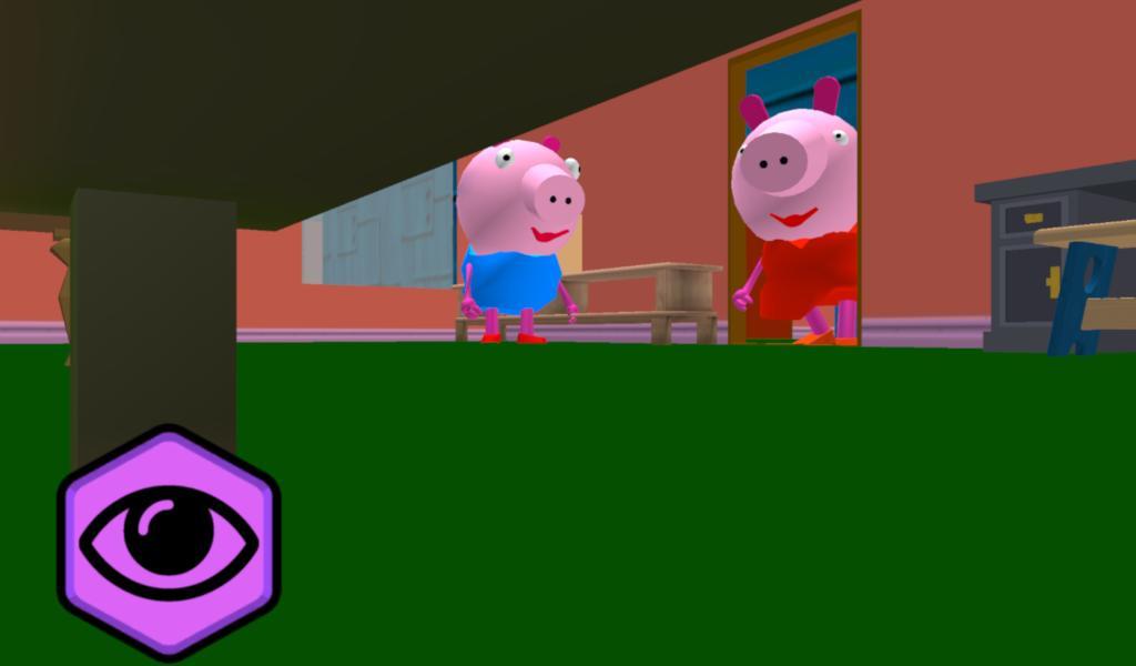 Piggy Neighbor. Family Escape Obby House 3D 1.9 Screenshot 10
