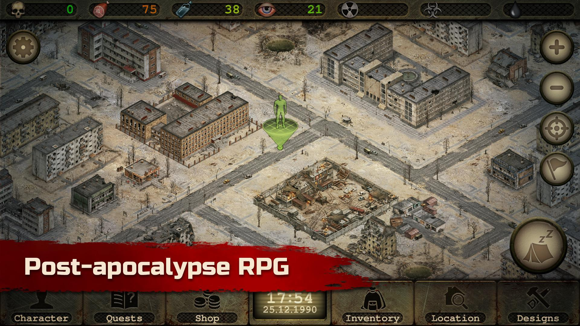 Day R Survival – Apocalypse, Lone Survivor and RPG 1.647 Screenshot 7