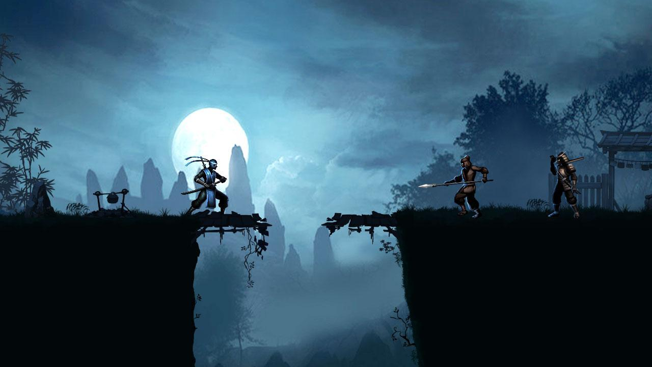 Ninja warrior: legend of adventure games 1.42.1 Screenshot 1