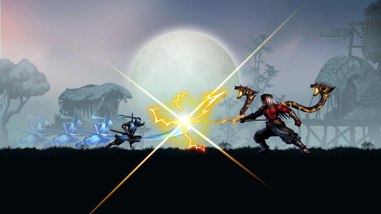 Ninja warrior: legend of adventure games 1.42.1 Screenshot 13