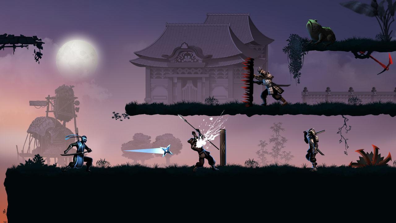 Ninja warrior: legend of adventure games 1.42.1 Screenshot 2