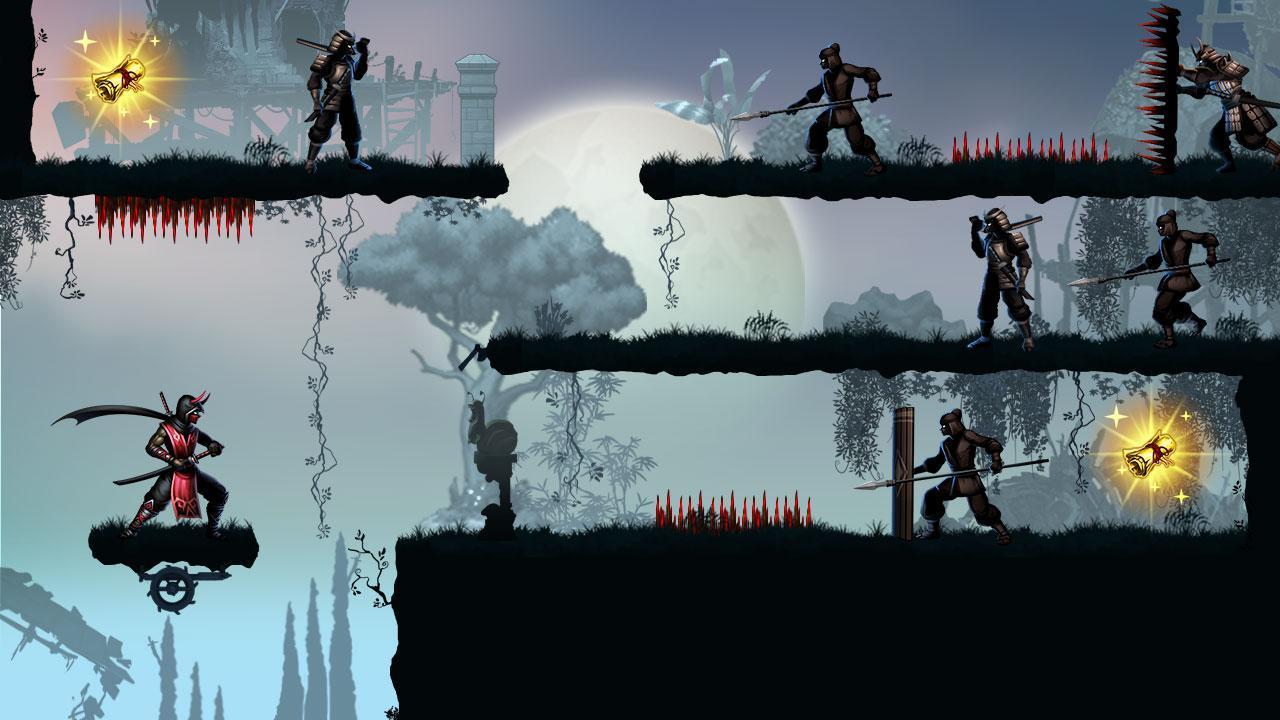 Ninja warrior: legend of adventure games 1.42.1 Screenshot 3