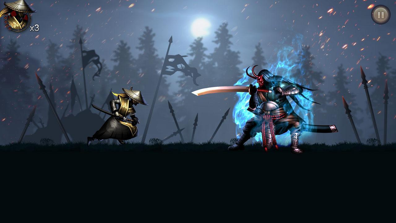 Ninja warrior: legend of adventure games 1.42.1 Screenshot 4