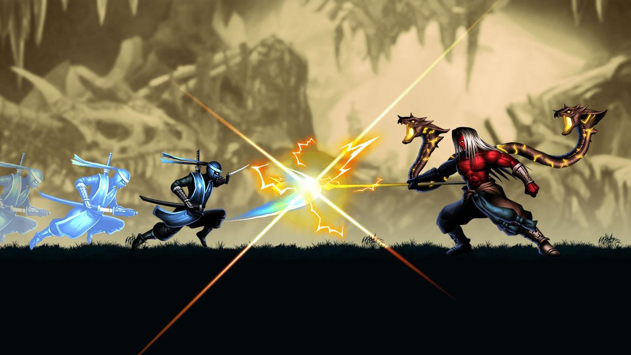 Ninja warrior: legend of adventure games 1.42.1 Screenshot 9
