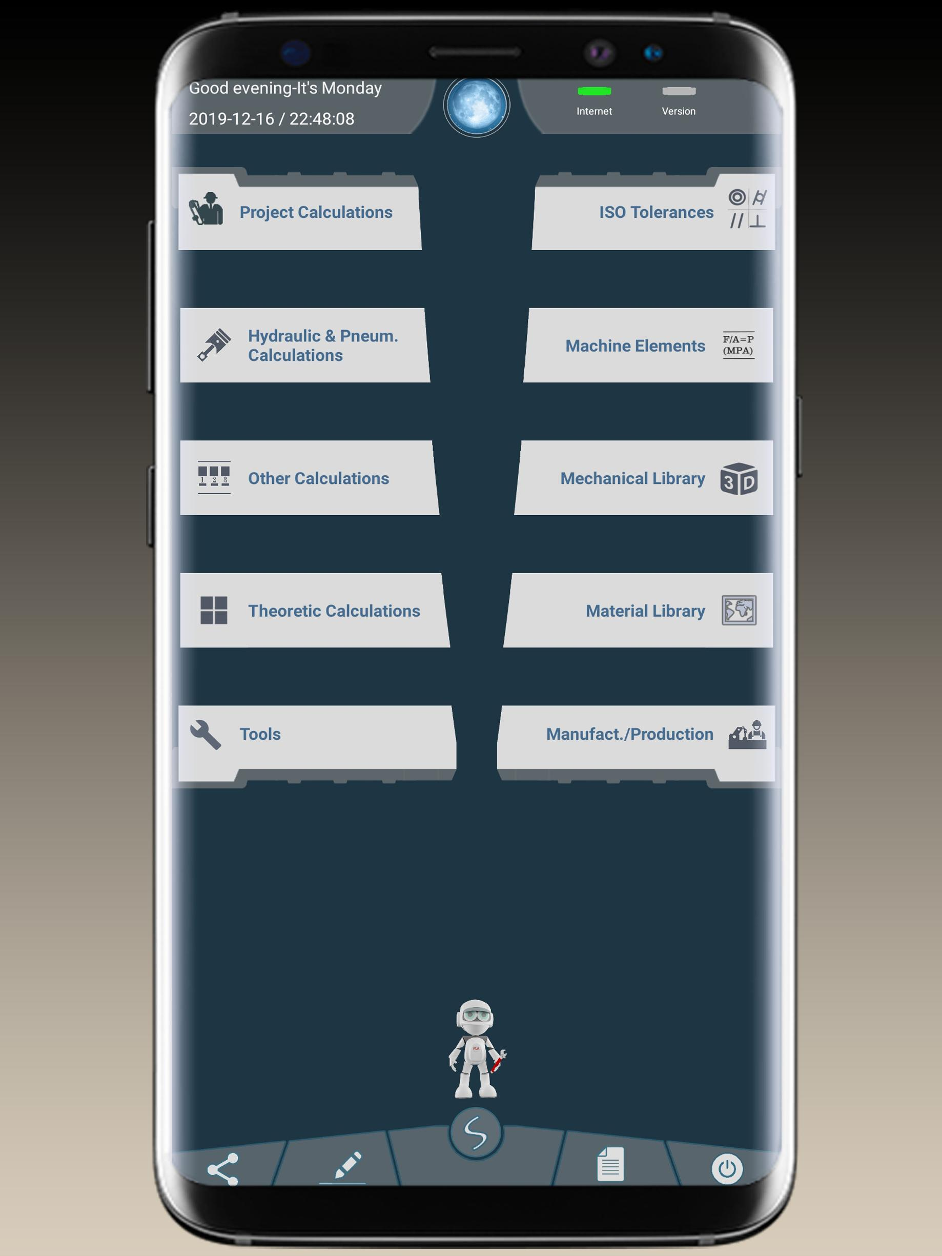 MechLib Engineering Tools 1.7 Screenshot 1