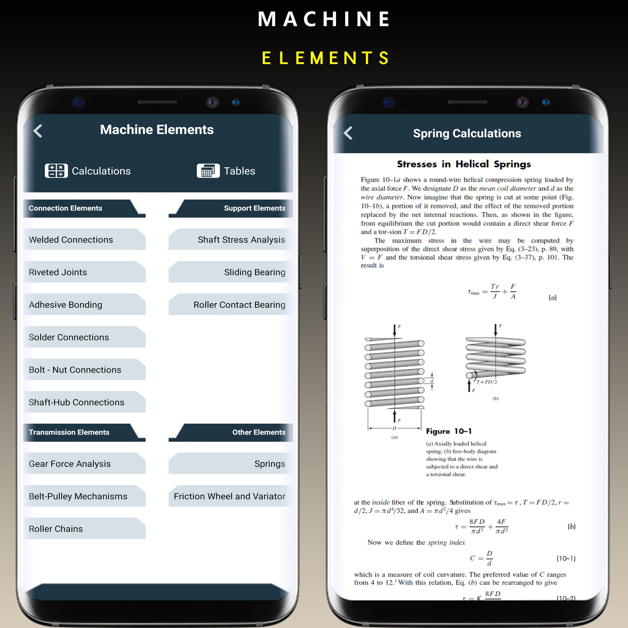 MechLib Engineering Tools 1.7 Screenshot 10