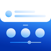 Bottom Quick Settings Notification Customization app icon