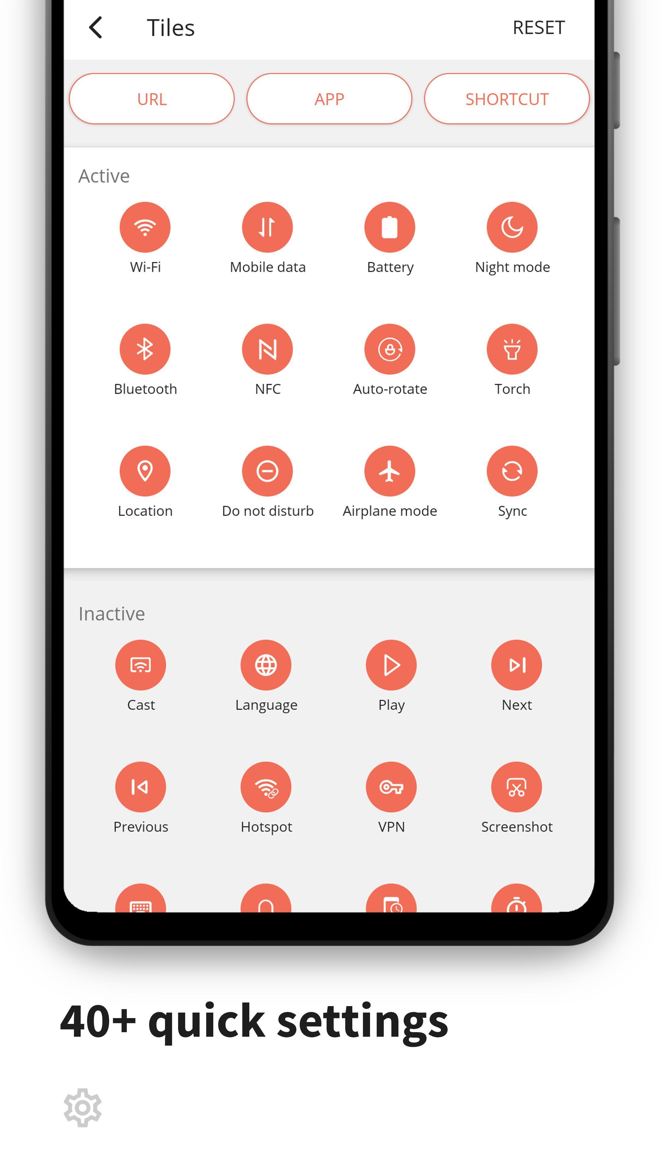 MIUI-ify Notification Shade & Quick Settings 1.7.0 Screenshot 5