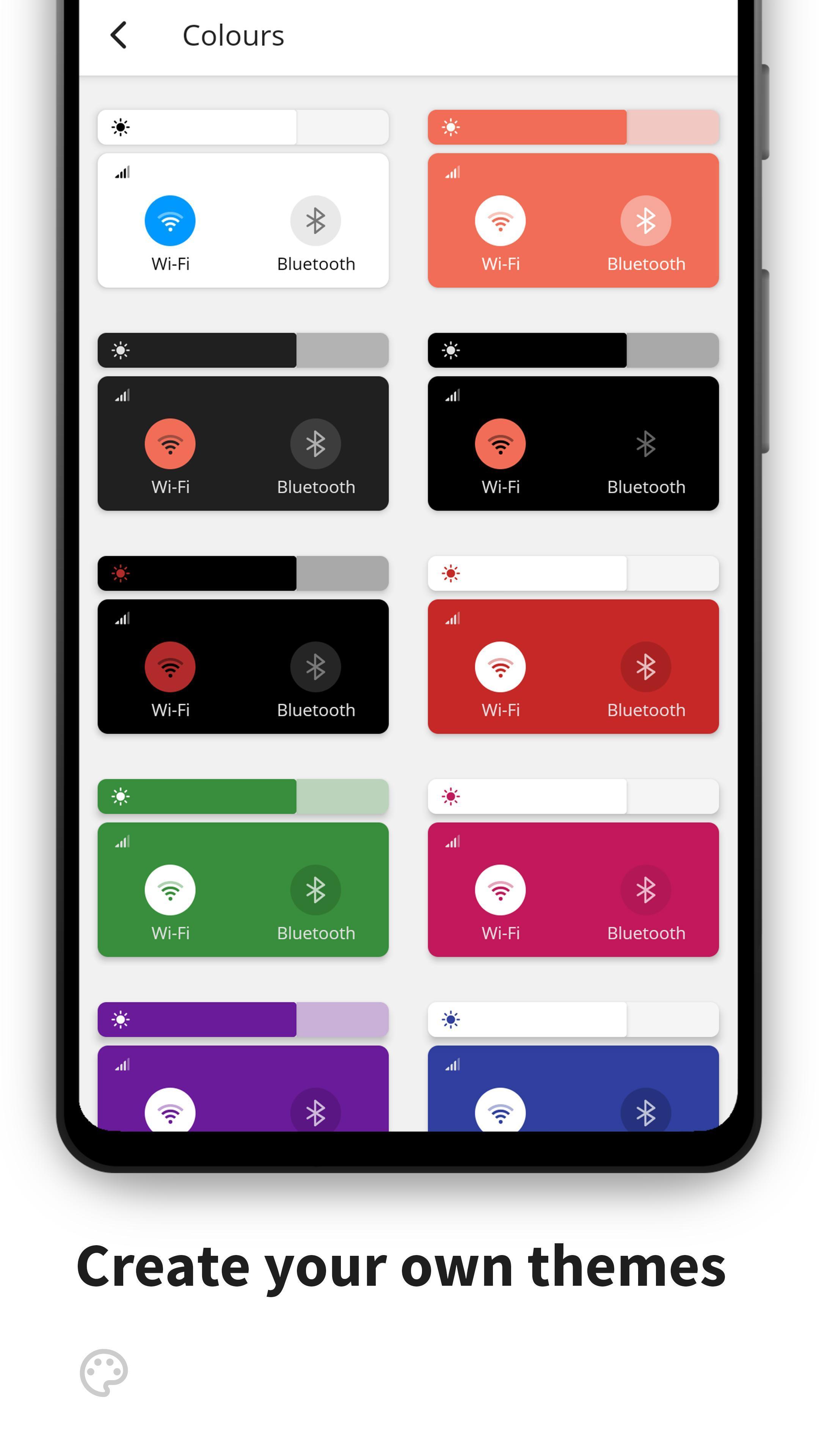 MIUI-ify Notification Shade & Quick Settings 1.7.0 Screenshot 6