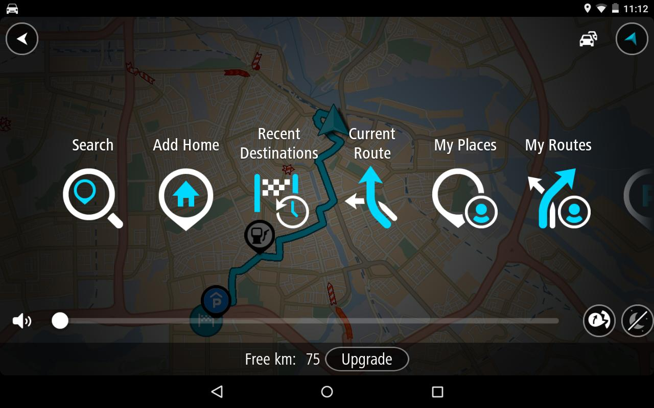TomTom GPS Navigation - Live Traffic Alerts & Maps 2.0.4 Screenshot 21