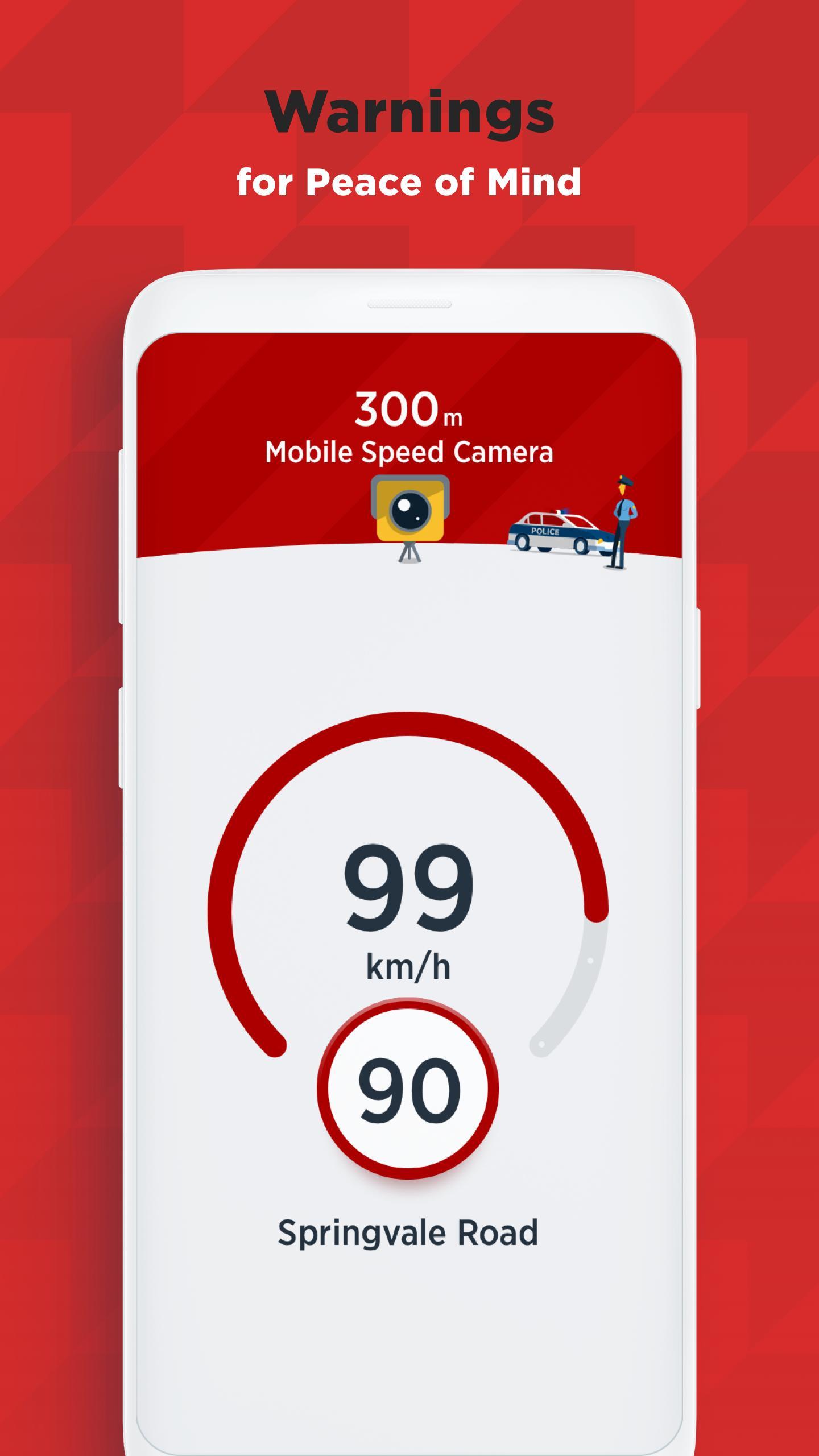 TomTom AmiGO Previously Speed Cameras 7.129.0 Screenshot 3