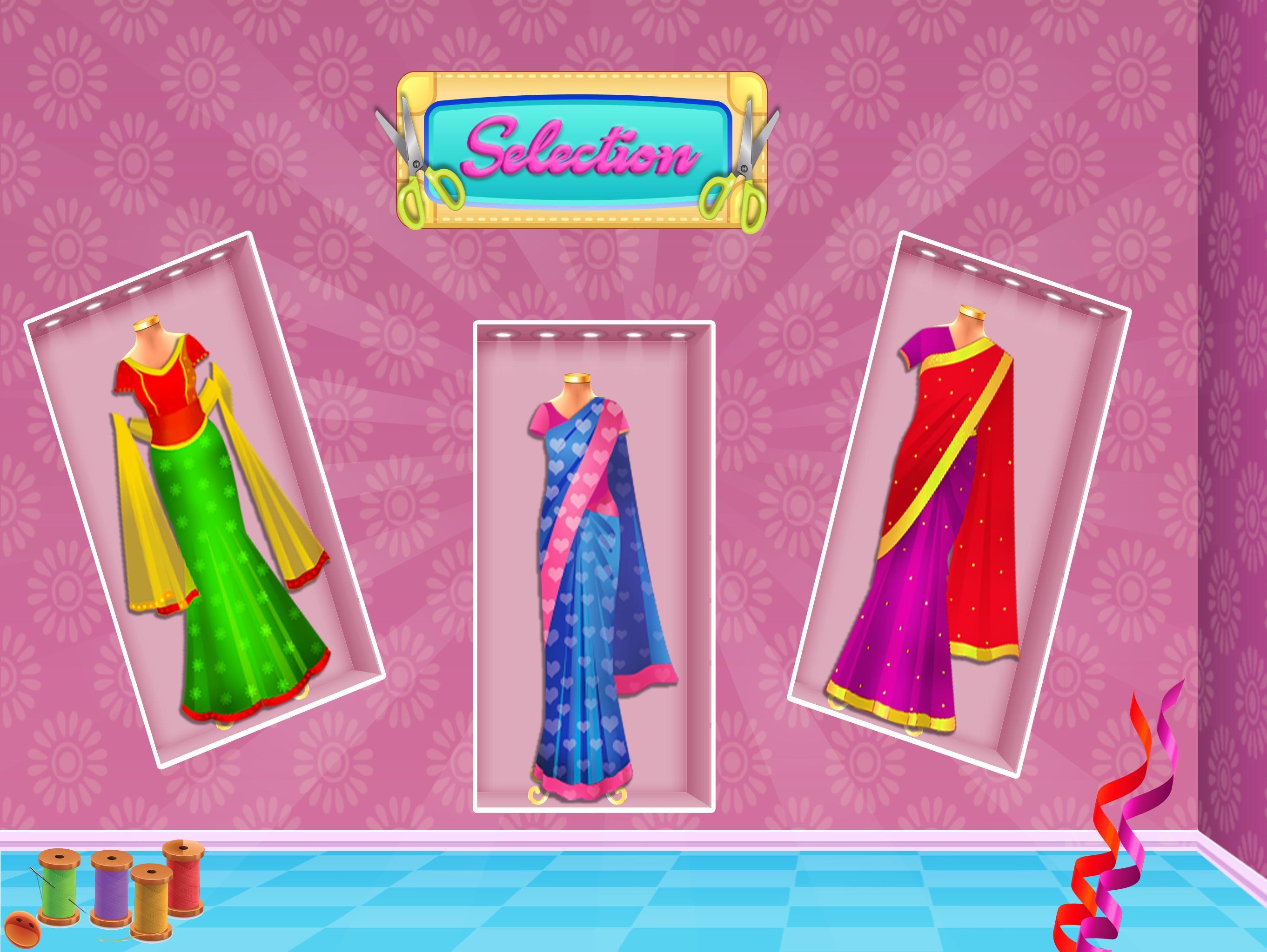Indian Wedding Dress Tailor Little Style Boutique 1.0.4 Screenshot 6