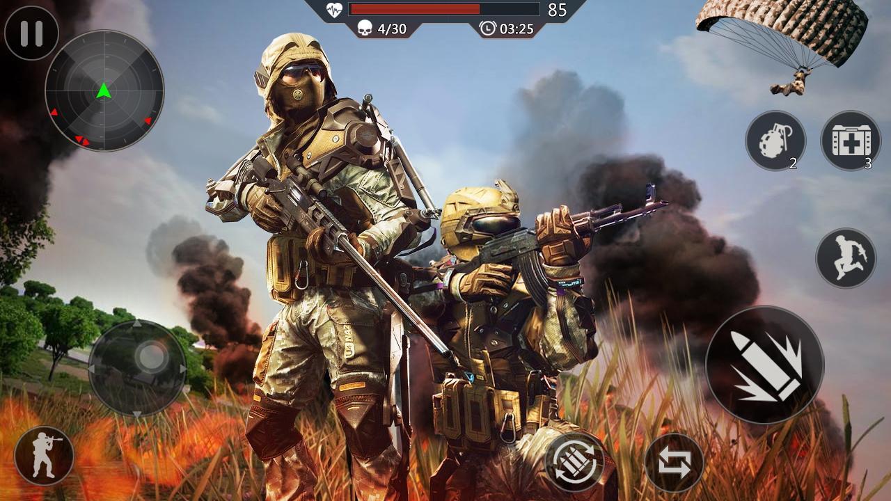Critical Action Gun Strike Ops - Shooting Game 2.4.90 Screenshot 1