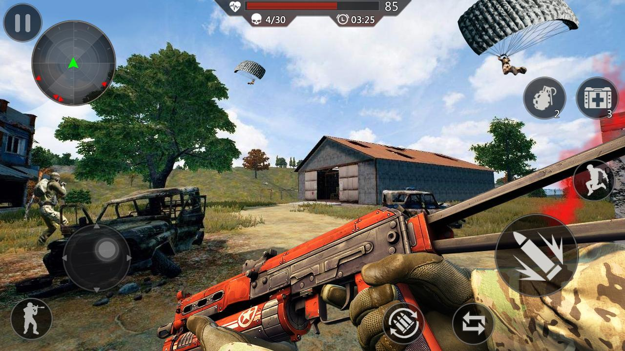 Critical Action Gun Strike Ops - Shooting Game 2.4.90 Screenshot 11