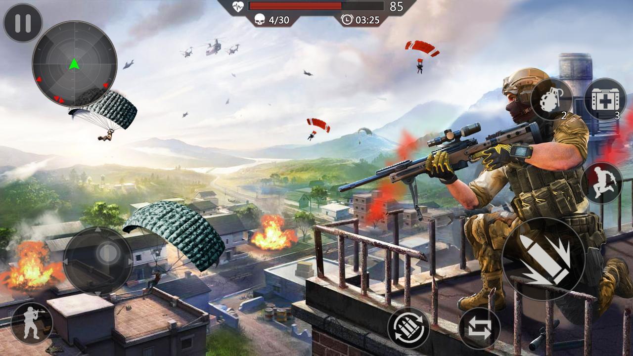 Critical Action Gun Strike Ops - Shooting Game 2.4.90 Screenshot 17