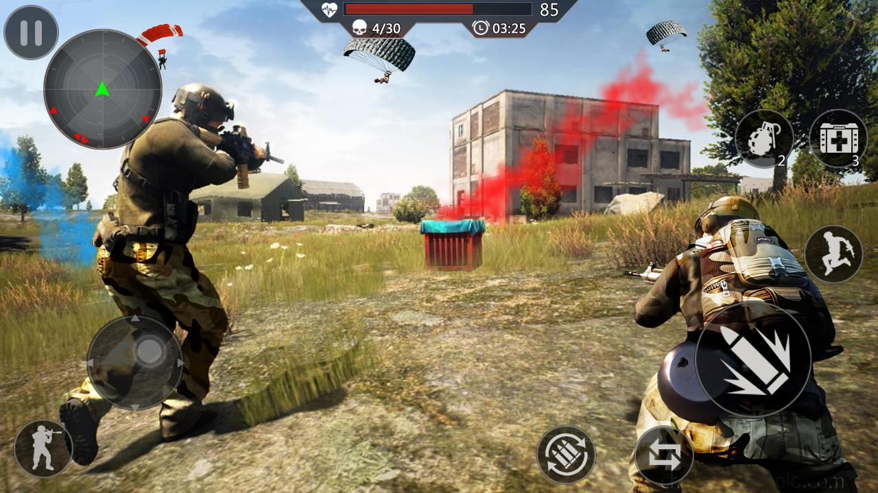 Critical Action Gun Strike Ops - Shooting Game 2.4.90 Screenshot 2