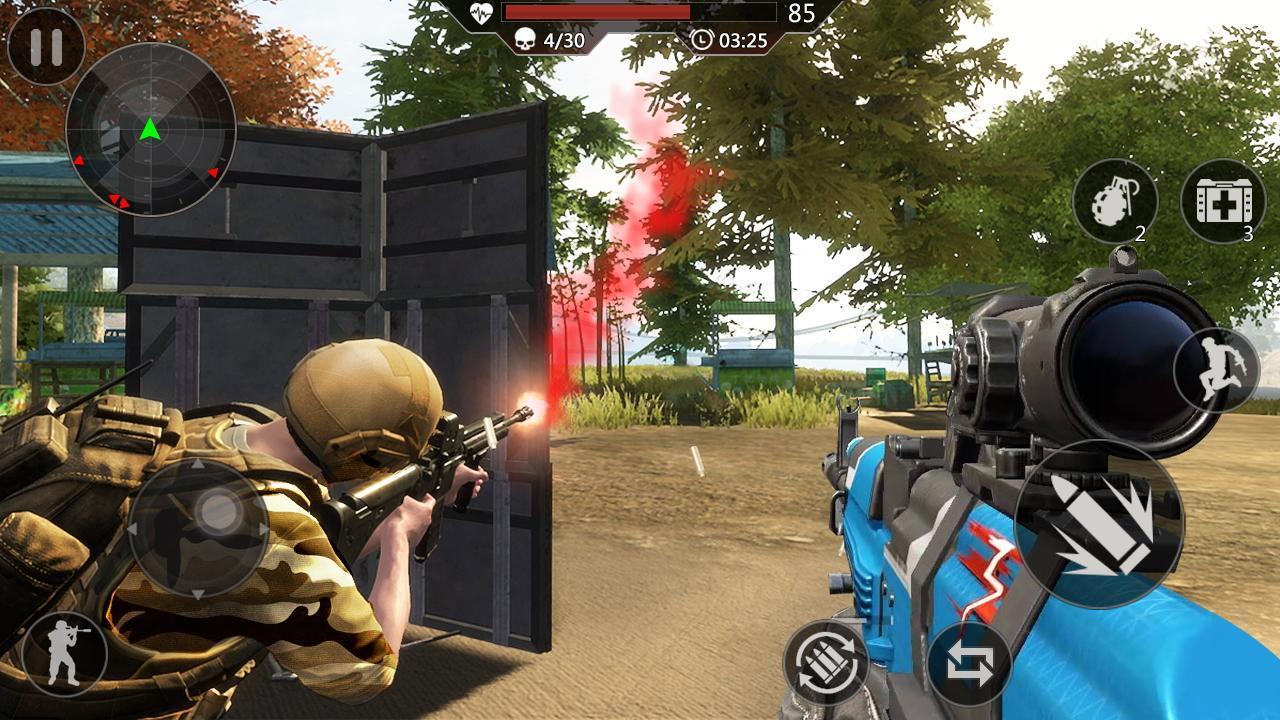 Critical Action Gun Strike Ops - Shooting Game 2.4.90 Screenshot 5