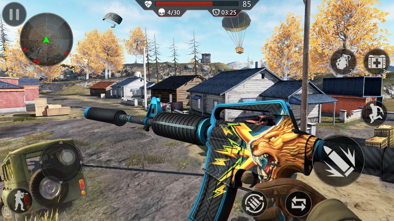 Critical Action Gun Strike Ops - Shooting Game 2.4.90 Screenshot 6