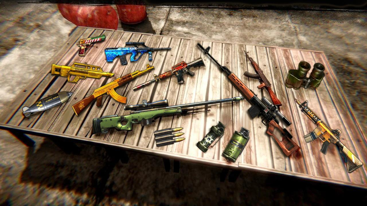 Critical Action Gun Strike Ops - Shooting Game 2.4.90 Screenshot 7