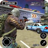 Hero Apocalypse: Invaders Strike - Shooting Game app icon