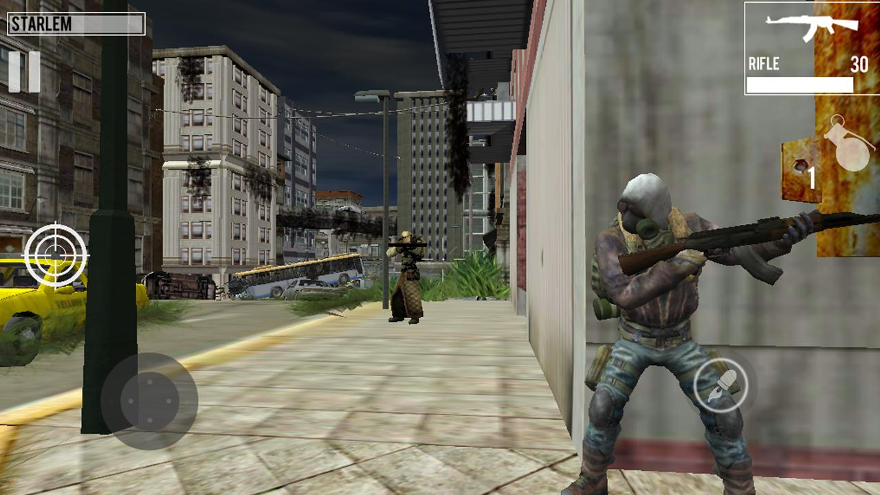 Hero Apocalypse: Invaders Strike - Shooting Game 1.0.6 Screenshot 1