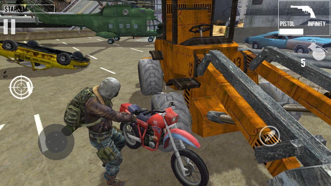 Hero Apocalypse: Invaders Strike - Shooting Game 1.0.6 Screenshot 2